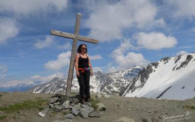 Lac de Roche Noire et Col des Marches (2725m)