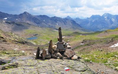 Mont Thabor (3178m), 1er jour