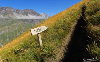 La Pointe de Tierce (2973m)