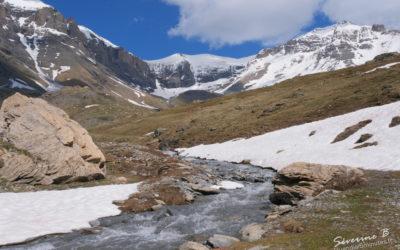 Le lac Clair (2755 m)